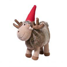 Christmas Standing Moose