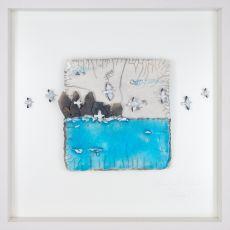 Rebeka Kahn 'Beautiful Ireland' 53cm x 53cm