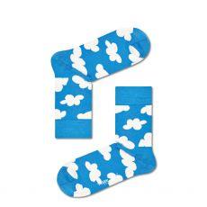 Happy Socks Cloudy Half Crew Ladies Socks