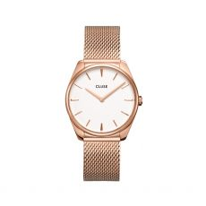 Cluse Féroce Mesh Rose Gold Watch