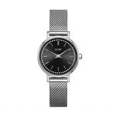 Cluse Boho Chic Petite Silver Swarovski Watch