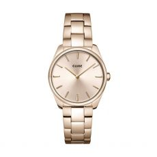 Cluse Féroce Pink/Gold Petite Watch