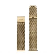 Cluse Gold Mesh 18mm Strap