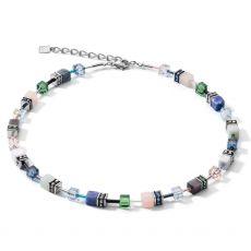 Coeur de Lion Blue-Green Necklace