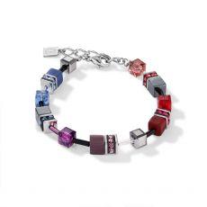 Coeur De Lion Geo Cube Art Nouveau Bracelet