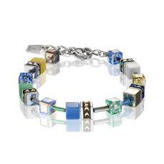 Coeur De Lion Geo Cube Multi Gentle Bracelet