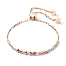 Coeur de Lion Lilac Bracelet