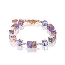 Coeur De Lion Lilac Haematite Bracelet