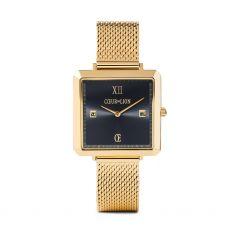 Coeur de Lion Steel Gold Nightblue Watch
