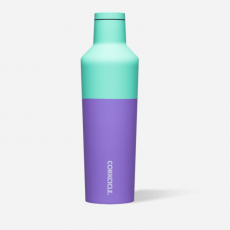 Corkcicle Mint Berry Canteen Water Bottle