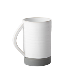 Diem Pottery Nordic Large Grey Mug