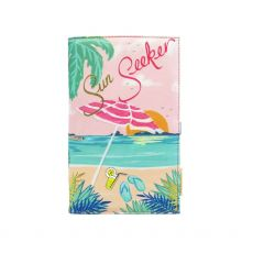 Disaster Designs Keepsake Sun Seeker Travel Wallet