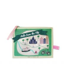 Disaster Designs Memento City Make Up Bag