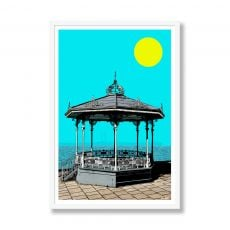 Jando Dun Laoghaire Bandstand Large Frame