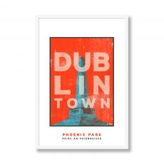 Jando Dublin Town Phoenix Park Small Frame