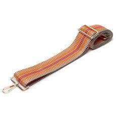Elie Beaumont Crossbody Woven Strap - Aztec