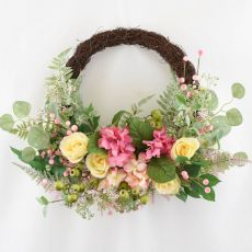 Enchante Floral Blossom Wreath
