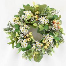 Enchante Hawberry Floral Wreath