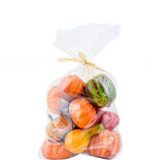 Enchante Mixed Pumpkins Large Bag