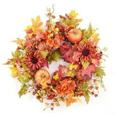 Enchante Rustic Harvest Large Wreath