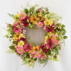 Enchante Sunshine Gerbera Wreath
