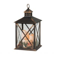 Enchante Victorian Lantern Candle