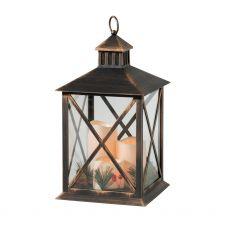 Enchante Victorian Lantern Candle