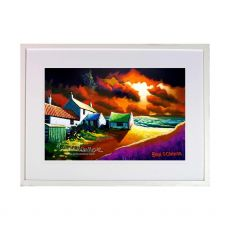 Eoin O'Connor Empire Of The Sun Large Frame