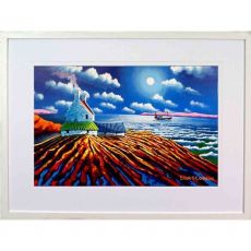 Eoin O'Connor Homeward Bound Large Frame