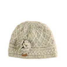 Erin Aran Trellis Hat