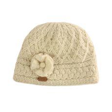 Erin Aran Trellis White Hat