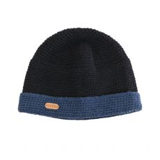 Erin Crochet Turnup Blue