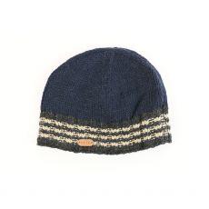 Erin Rib Pullon Navy Hat