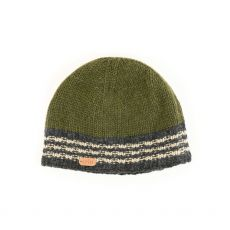 Erin Rib Pullon Green Hat