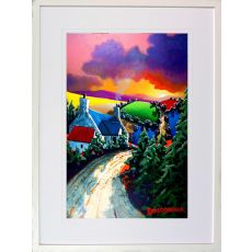 Eoin O' Connor Evening Shadows Medium Frame
