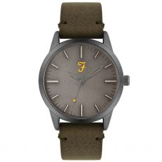 Farah The Classic Gents Cool Grey Dial Watch