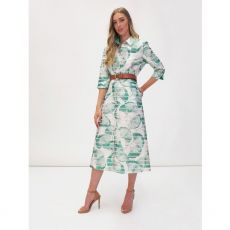 Fee G Jungle Print Dress