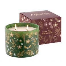 Festive Flora Candle (Myhr & Tonka)