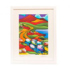 Saileen Art Formula Wool Large Frame