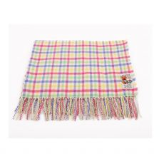 Foxford Super Soft Rainbow Baby Blanket