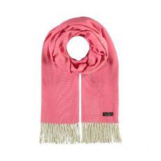 Fraas 2-Tone Cashmink Pink Scarf