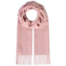 Fraas Classic Cashmink Pink Scarf