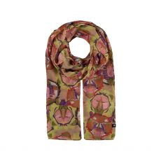 Fraas Lions & Tigers Print Scarf