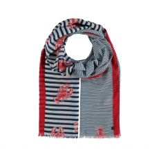 Fraas Nautical Lobster Scarf