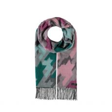 Fraas Pink Camouflage Scarf
