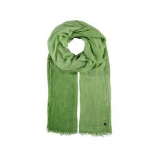 Fraas Solid Apple Green Scarf