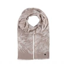 Fraas Viscose Hibiscus Scarf