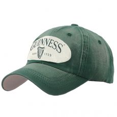 Guinness Distressed Harp Baseball Cap