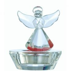 Galway Crystal Angel Votive