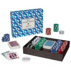 Games Room Ridley's Games Texas Hold 'Em Poker Set